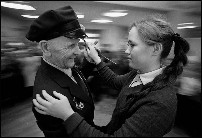 Вальс с ветераном