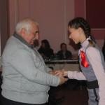 Награждается Видади Гаджиевич Дагларов