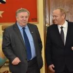 Владимир Чулошников и Владимир Комоедов