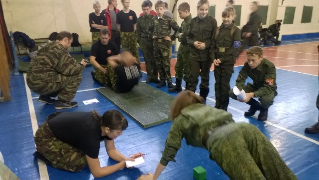 Солдат конкурсы