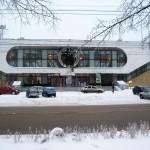 Дворец спорта Орлёнок. Пермь